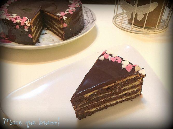 Tarta chocolat 2