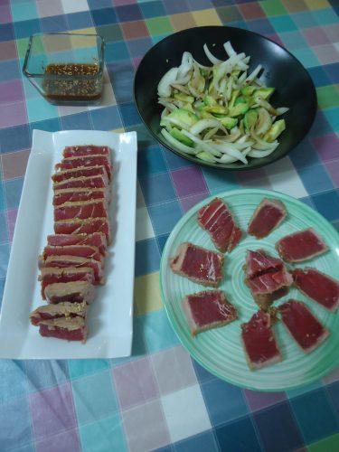 Tataki de atún rojo (1)