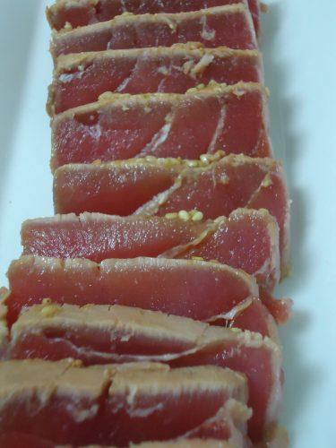 Tataki de atún rojo (2)