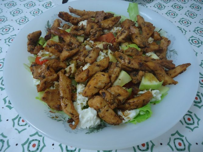 ensalada de pollo marinado (1)