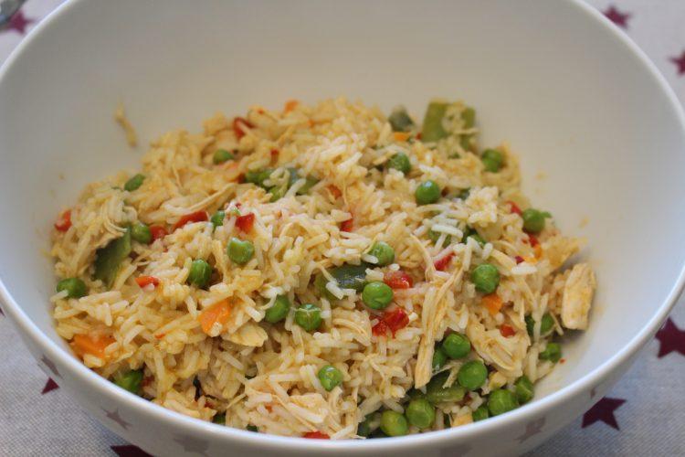 arroz con pollo colombiano (2)