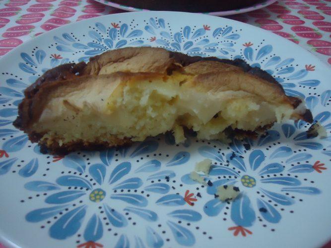 bizcocho de yogur y manzana (2)